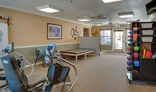 7 pittsburg senior living wellness workout space