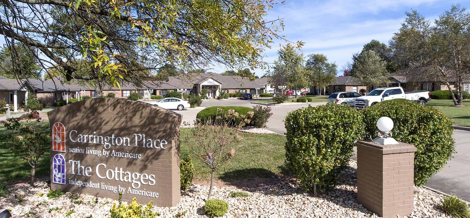 The Gardens Independent Living Rentals Springfield Mo. Retirement Community  In Pittsburg Ks By The Cottages Of Carrington