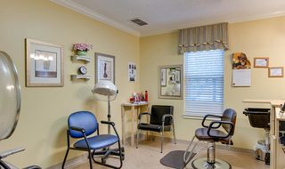 12 marshall assisted living beauty barber shop onsite