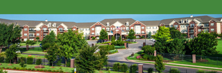 Touchmark edmond landscape view of senior living dhb 9053