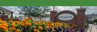 Touchmark fargo senior living community sign dhb 0519
