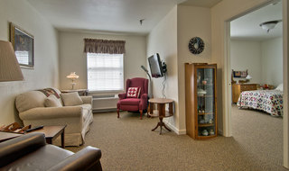 12 large nixa assisted living suite