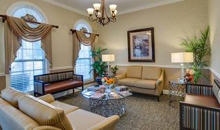 2 webb city assisted living foyer