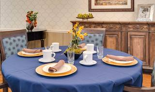 4 family style dining madison assisted living