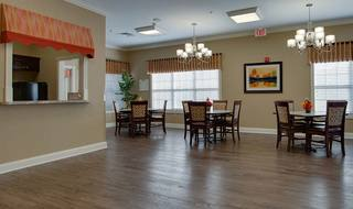 11 willow springs assisted living community spaces