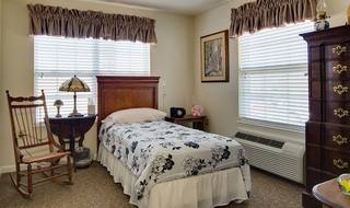 14 private resident room spring hill assisted living