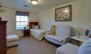 13 spring hill memory care private bedroom