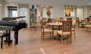 11 shelbyville assisted living piano