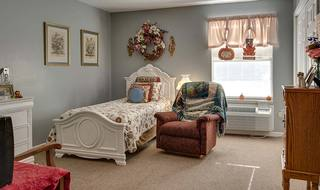 14 shelbyville assisted living private bedroom