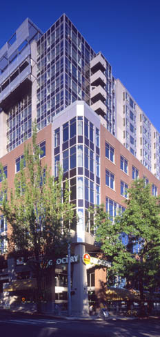 M Street Apartments on Seattle's First Hill