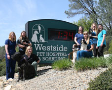 Westside Redding Pet Hospital in Redding