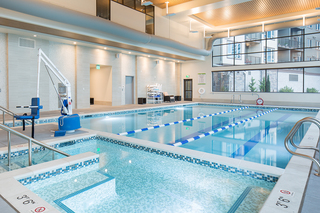 Health & Fitness Club Pool