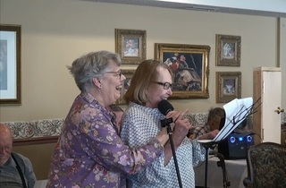 Birches players assisted living clarendon hills fibber mcghee and molly radio 8