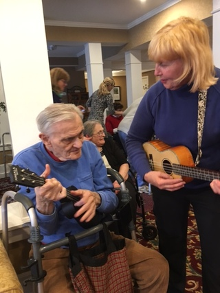 Discover new hobbies at the birches assisted living