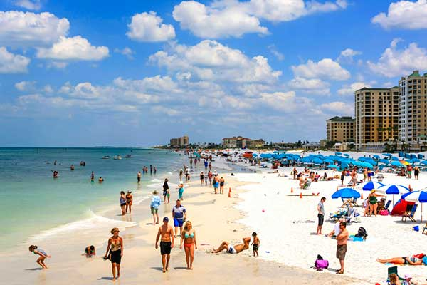 Istock clearwater beach