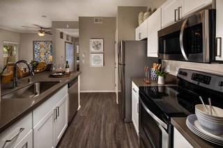 Gs castlerock one bed kitchen ii