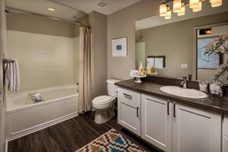 Gs castlerock one bed master bath