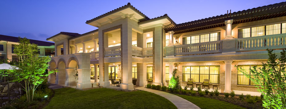 Luxury independent Conservatory Senior Living