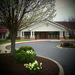 Entrance to Broadmore Senior Living at Hagerstown in Maryland