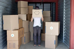 Student storage available at SoCal self storage in Califonia