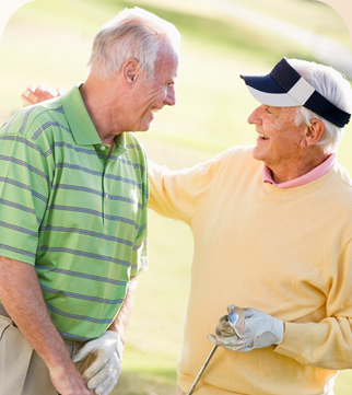 About Senior Services of America and their senior living communities.
