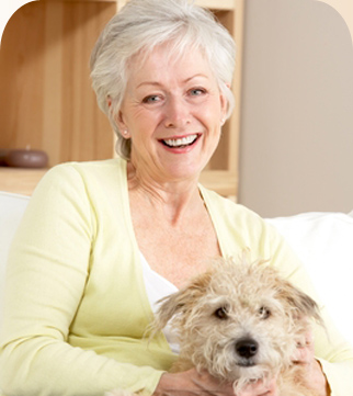 Frequently asked questions regarding senior living and other options at Senior Services of America.