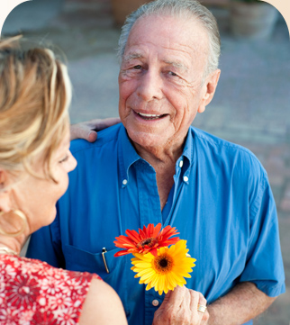 Memory care is offered at many Senior Services of America communities.