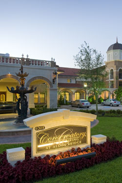 Retirement Living in The Woodlands, TX