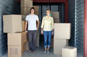 Self storage organization tips from SoCal in California