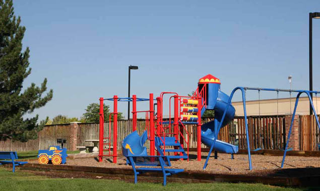 Playground apartment rentals thornton colorado Montair