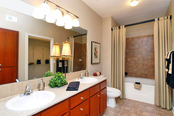 Houston luxury apartment homes at The Abbey at Barker Cypress
