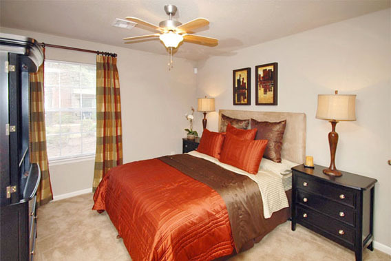 One bedroom apartments available in Lawrenceville, GA at The Abbey at Gwinnett Place