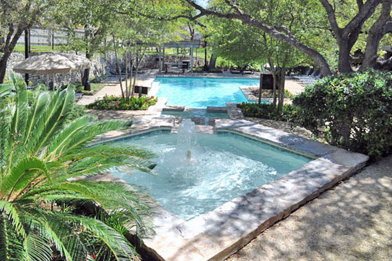 Texas apartments for rent at The Abbey at Medical Center