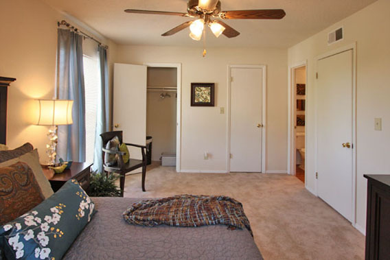 Spacious apartments available in Birmingham, AL at The Abbey at Vestavia Falls