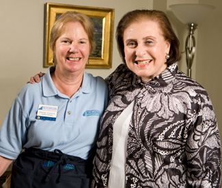 Greenwich Farms at Warwick offers dedicated resident care in Warwick, RI.