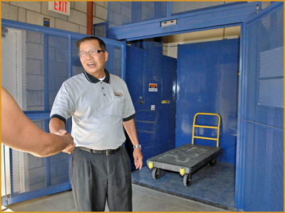Pouch Self Storage Customer Satisfaction