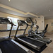 Fitness center apartments Island Club at Atlantic Beach