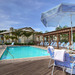 Fl apartments community pool Island Club at Atlantic Beach