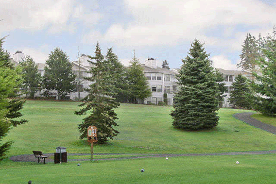 Greensview Apartment Home offers a spectacular Golf Course View.