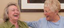 New England memory care at Benchmark.