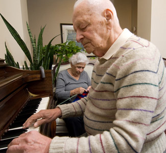 Dementia care in Concord, NH is available for residents at The Birches at Concord