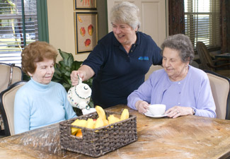 Benchmark Senior Living communities culture