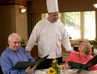 New England career development in the senior living industry at Benchmark.