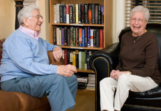 Respite care is offered at Benchmark Senior Living communities.