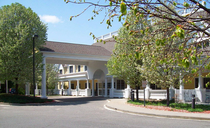 Retirement community Milford, CT at Carriage Green.