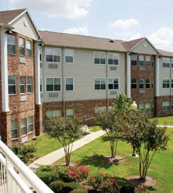 Map and directions to The Arbrook Retirement Living Community in Arlington, TX