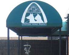 Florissant Animal Hospital location in Florissant