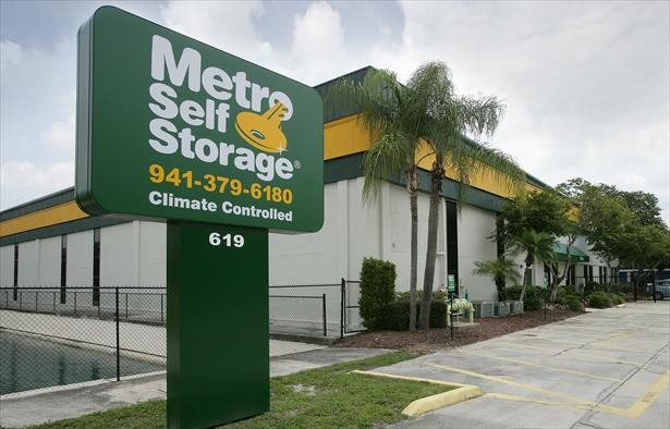 Ca Metro Self Storage