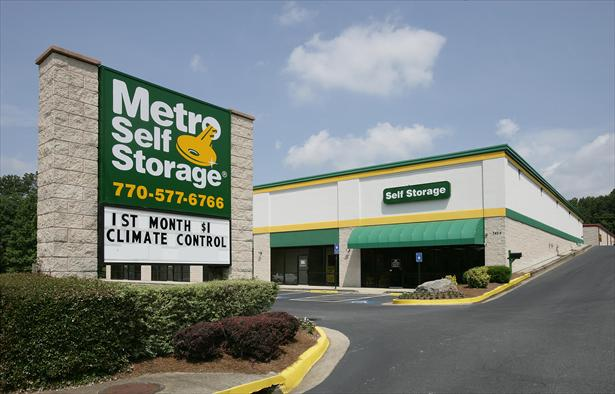 Dg Metro Self Storage