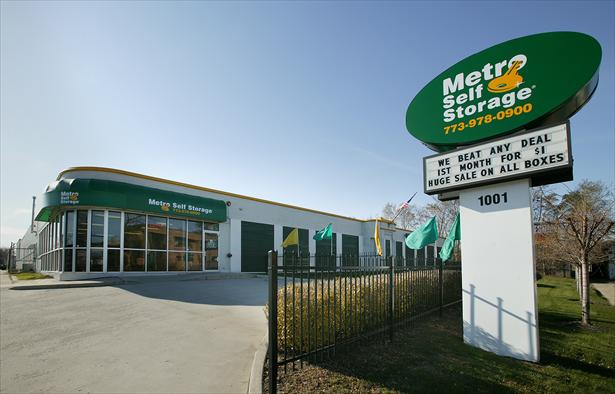 Ee Metro Self Storage